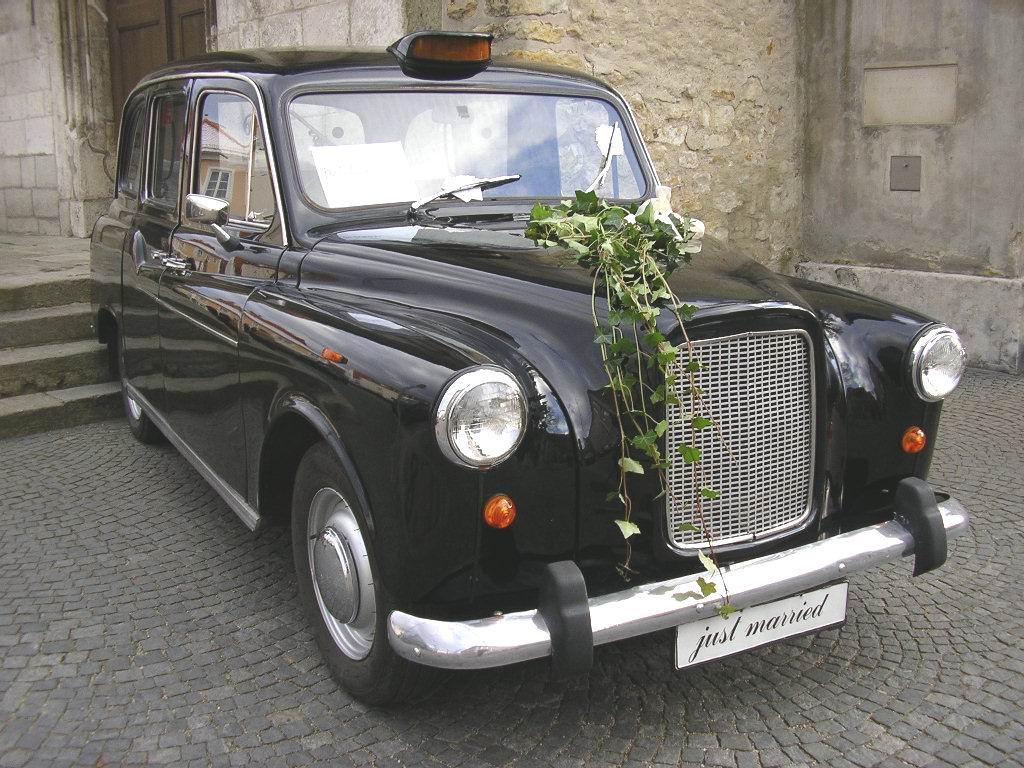 Austin London Taxi 3
